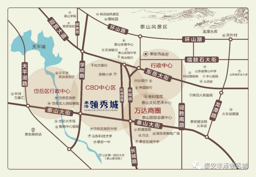 丰泽领秀城·铂岳